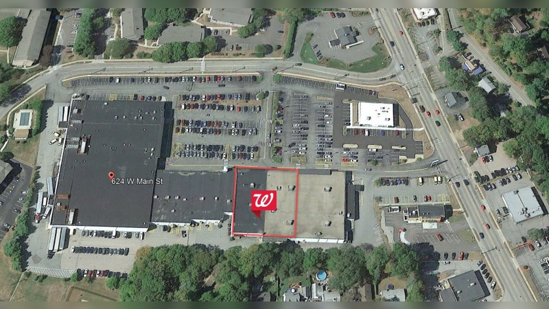 Walgreens 18023 - 624 WEST MAIN STREET - Norwich, CT - Retail - Lease