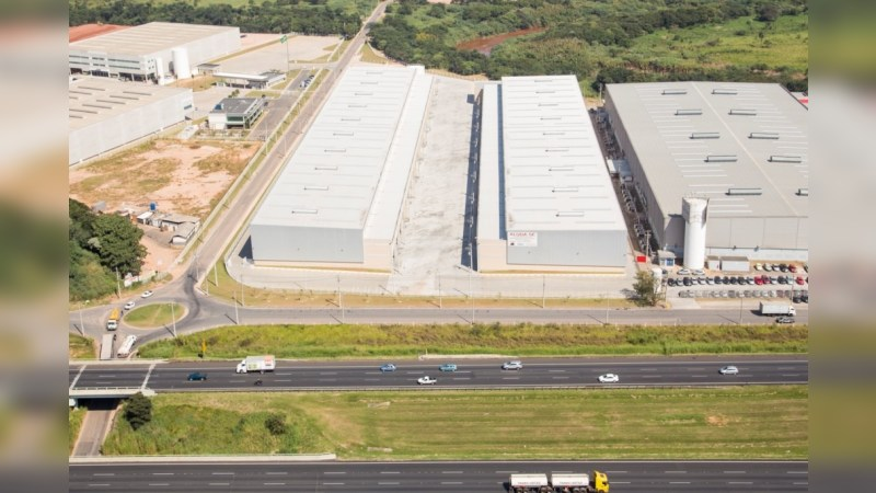 Master Business Park - Industrial - Lease