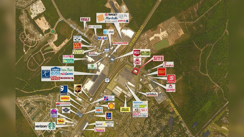 Walgreens 18034 - 2701 DICK POND ROAD - Myrtle Beach, SC - Retail - Lease