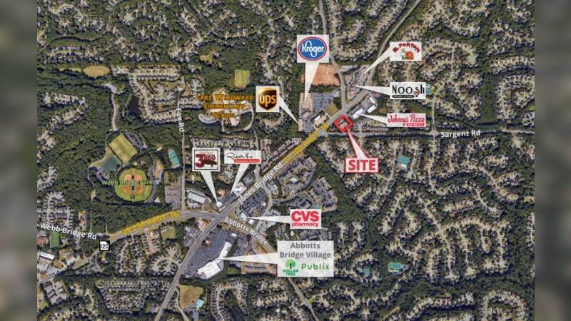 Walgreens 18014 - 11855 JONES BRIDGE ROAD - Alpharetta, GA - Retail - Lease