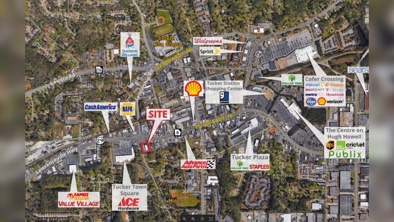 Walgreens 17790 - 4005 LAWRENCEVILLE HWY - Tucker, GA - Retail - Lease
