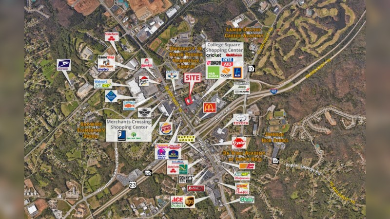 Walgreens 17733 - 3640 MUNDY MILL RD - Gainesville, GA - Retail - Lease