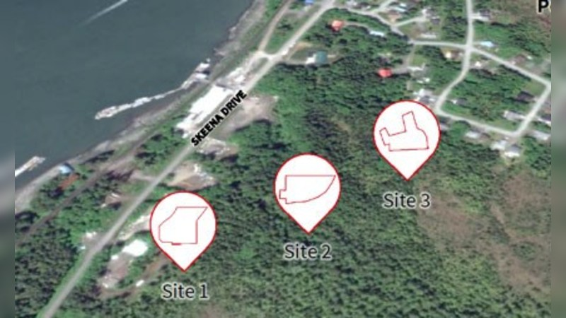 FOR SALE: Three Parcels - Port Edward, British Columbia - Land - Sale