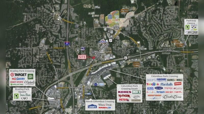 Walgreens 18182 - DOUBLE CHURCHES ROAD - Columbus, GA - Retail - Lease