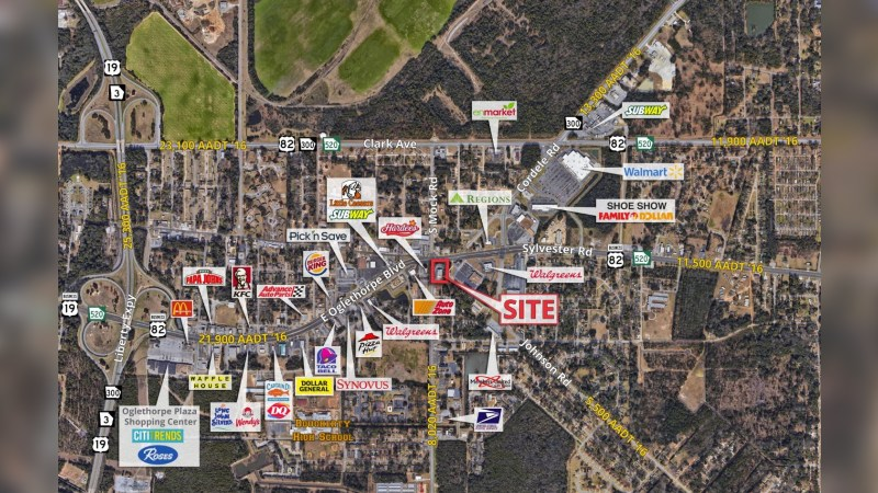 Walgreens 17698 - SYLVESTER ROAD - Albany, GA - Retail - Lease