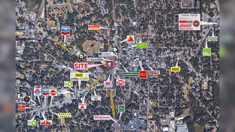 Walgreens 17270 - SOUTH PARK STREET - Carrollton, GA - Retail - Lease