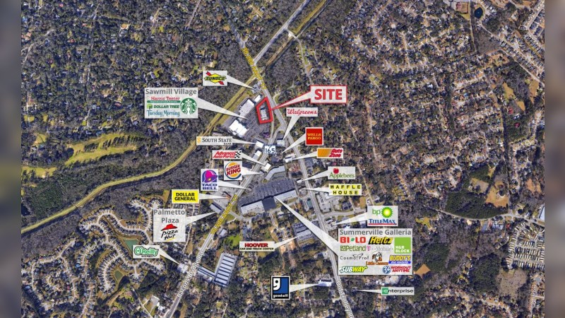 Walgreens 17352 - 602 BACONS BRIDGE RD - Summerville, SC - Retail - Lease