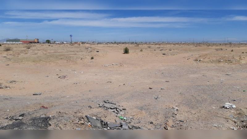 Terreno en Cd. Juárez - Land - Sale