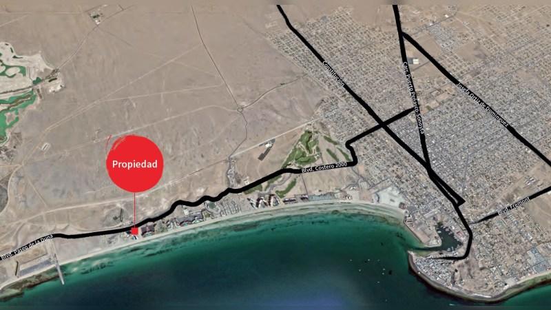 Terreno para Desarrollo en Puerto Peñasco - Land - Sale