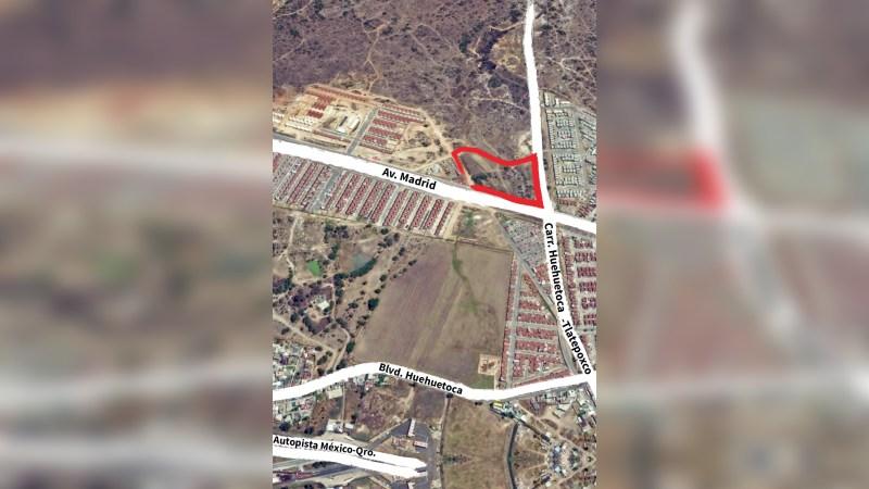 Terreno en Carretera Huehuetoca - Tlatepoxco  - Land - Sale