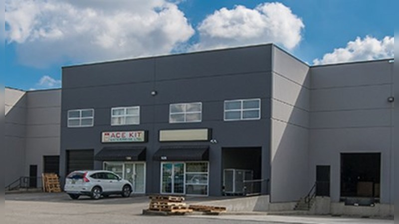 125 - 11280 Twigg Place - Industrial - Sale