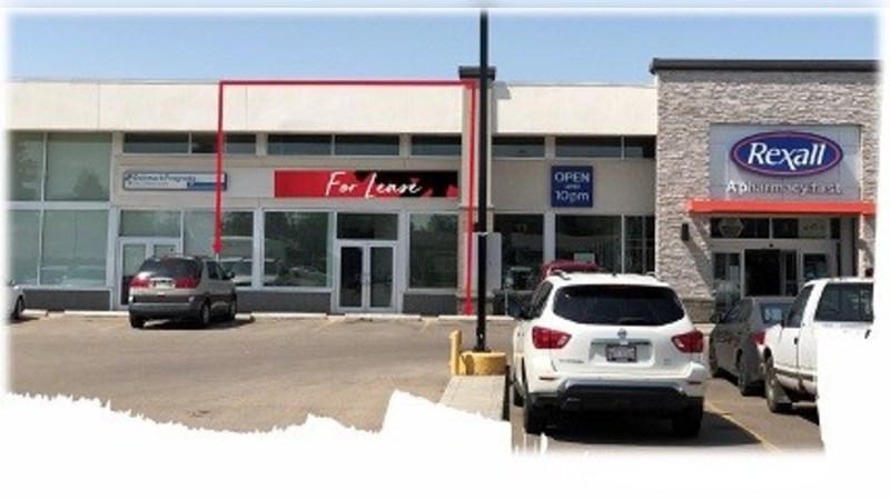 Westgate Plaza: 9540 163 St NW,Edmonton, AB - Retail - Lease