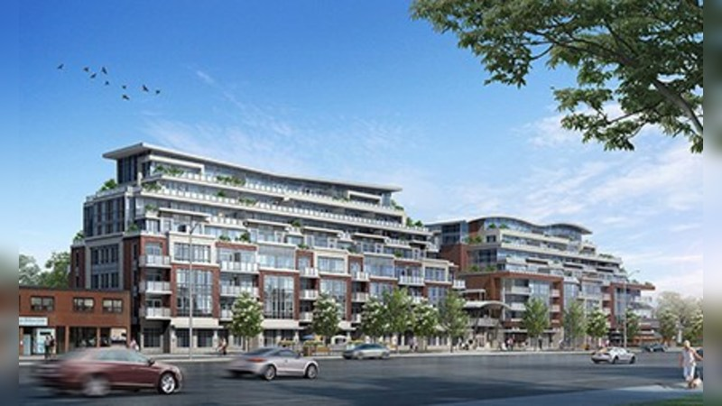 The Shores of Port Credit: 275 Lakeshore Rd W - MixedUse - Lease