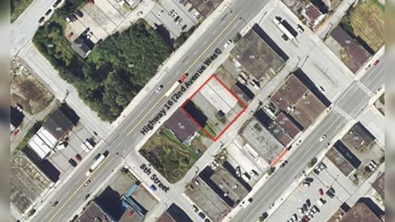 Lot 7, 829 2nd Avenue West, Prince Rupert - Retail - Sale