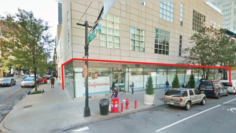 Walgreens 10279 - 2ND AVE - New York, NY - Retail - Lease
