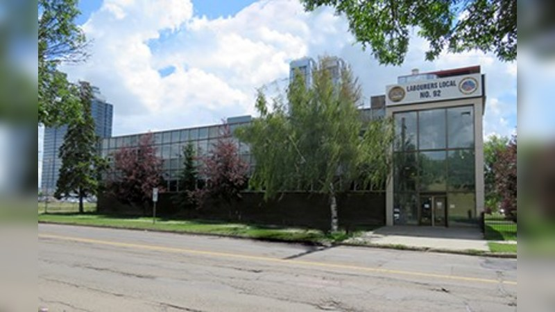Union Building: 10319 106 Avenue - Office - Lease