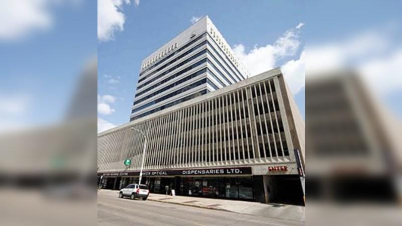 Baker Centre: 10025 106 Street - Retail - Lease