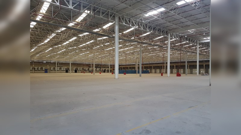 GLP Queimados - Industrial - Lease