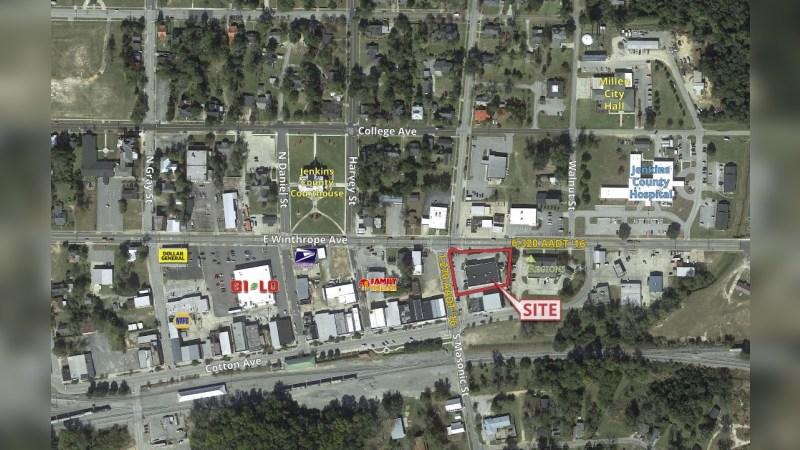 WALGREENS 17393 - 804 East Wintrope Street - Millen, GA - Retail - Lease