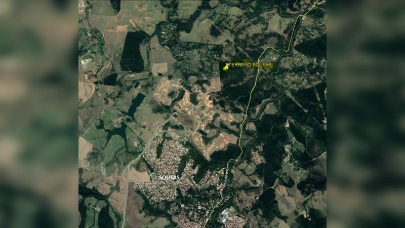 Terreno em Sousas/Campinas  - Land - Sale