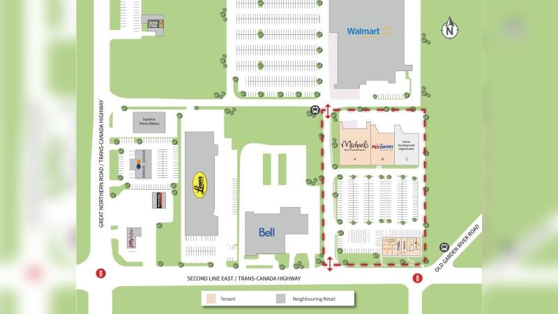710 Second Line East - Retail - Sale