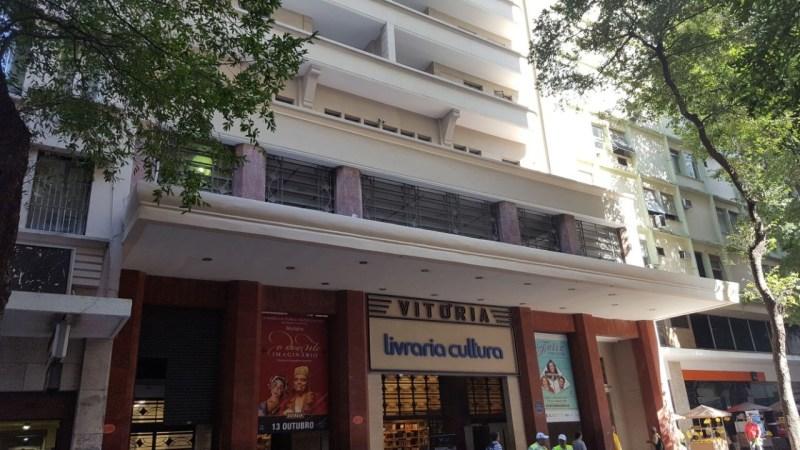 Ed. Cine Vitória - Office - SaleLease