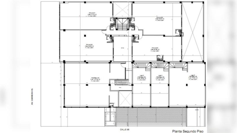 Gallery 95 - Oficinas en arriendo - Office - Lease