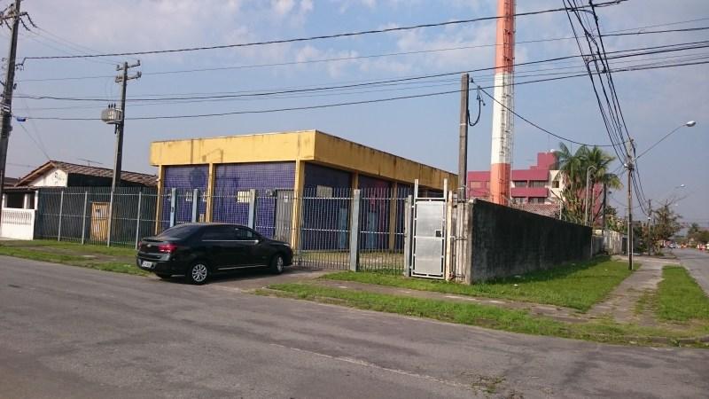 Imóvel em Paranaguá - 74632 - Industrial - Sale