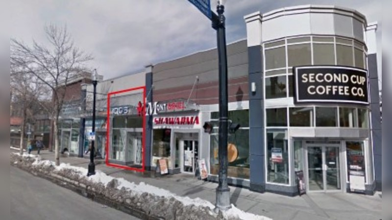 504 17 Ave SW - Retail - Sublease