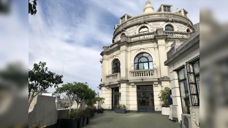 Roque Saenz Peña 616- Oficinas en Alquiler - Office - Lease