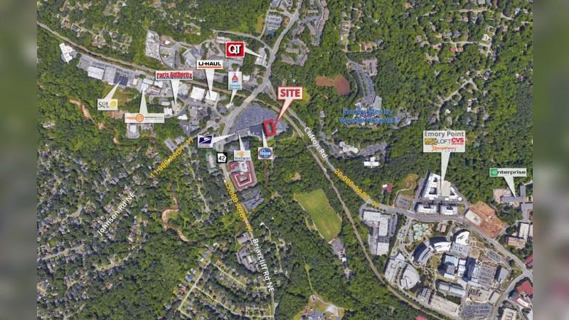 Walgreens 17000 - 1799 BRIARCLIFF RD - Atlanta, GA - Retail - Lease