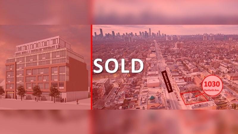 1030 Danforth Avenue - Land - Sale