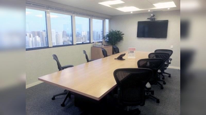Etevaldo Nogueira Business - Regus - Coworking - Lease