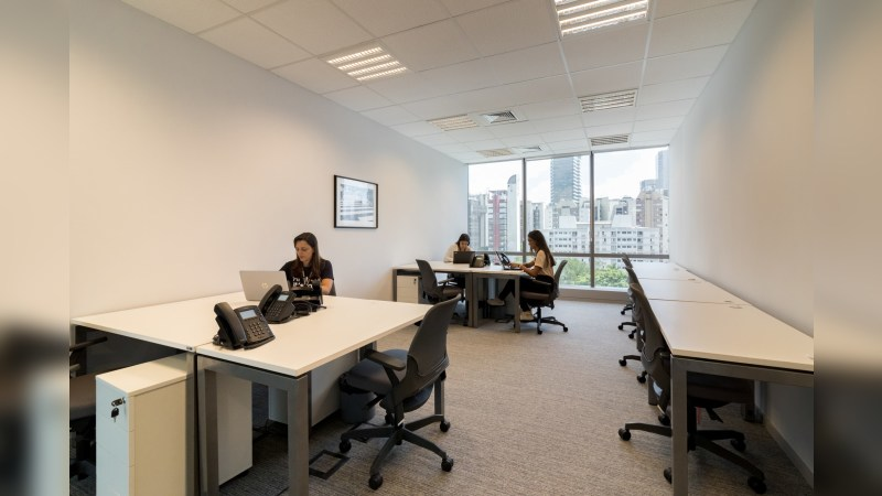 Spaces Berrini - Regus - Coworking - Lease