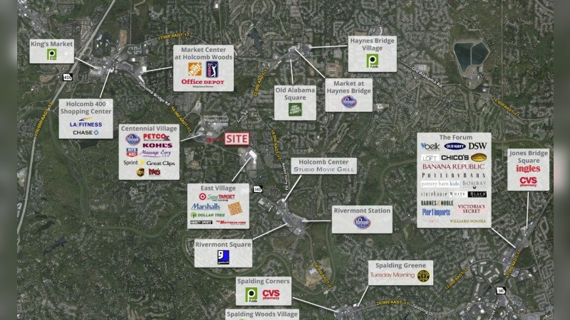 Walgreens 19072 - 2350 Holcomb Bridge Rd. - Roswell, GA - Retail - Lease