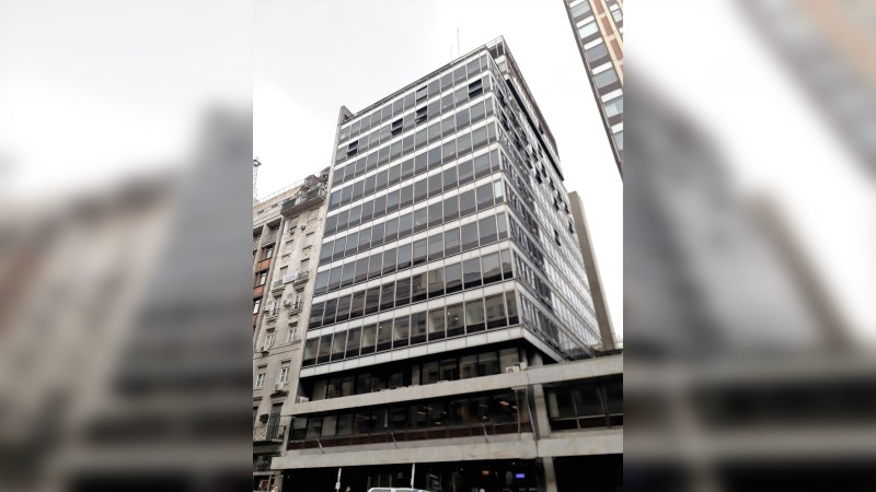 Av. Corrientes 345 - Oficina en alquiler - Office - Lease