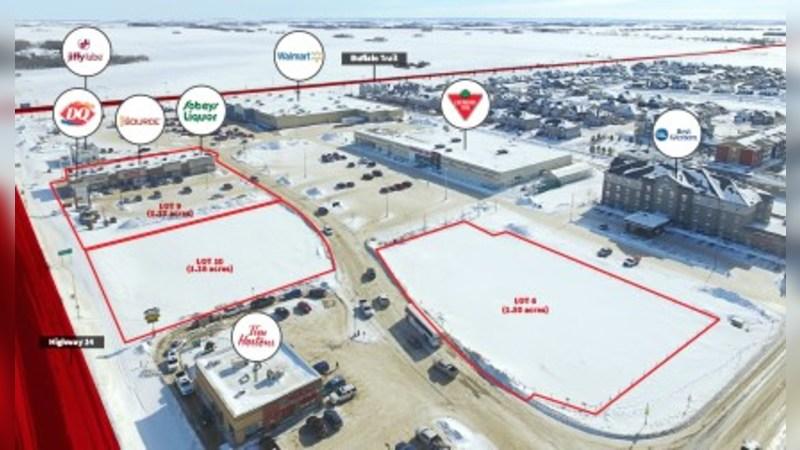 Wainwright Crossing - Retail - Sale