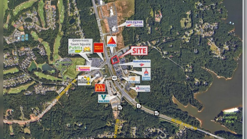 WALGREENS 18044 - 4486 Cobb Parkway - Acworth, GA - Retail - Lease