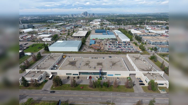 Calgary Business Park - Industrial - Sale