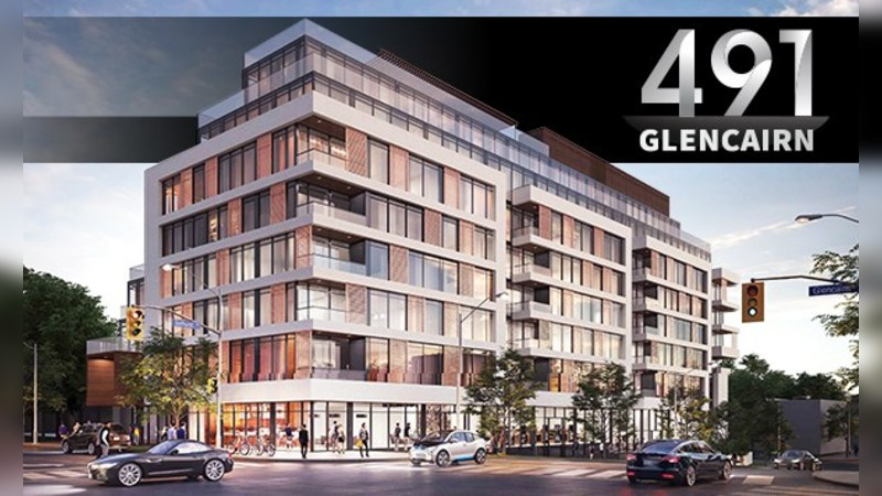 491 Glencairn - Land - Sale