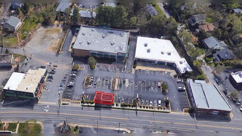 Walgreens 9458B - 841 Merrimon Ave - Asheville, NC - Retail - Lease