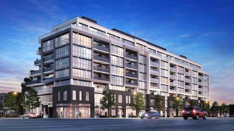 Canvas Condominiums - Multifamily - Sale