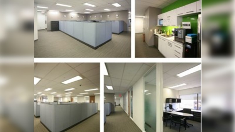 Full Floor Office Sublease in Mississauga - Office - Sublease