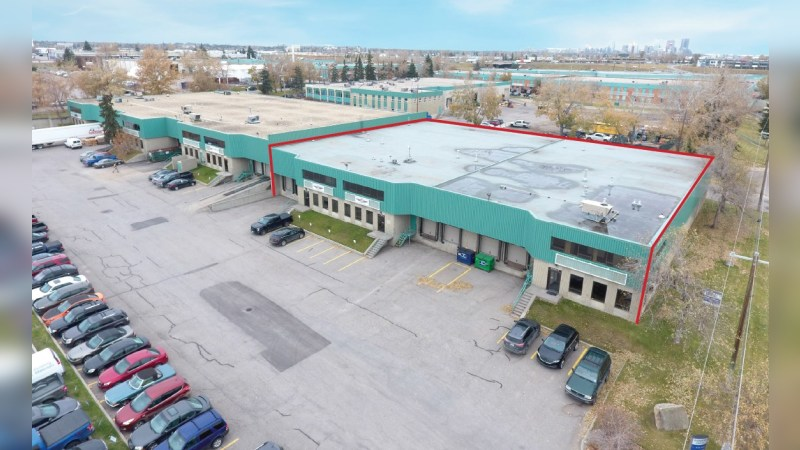 7111 - 6 Street SE - Industrial - Sublease