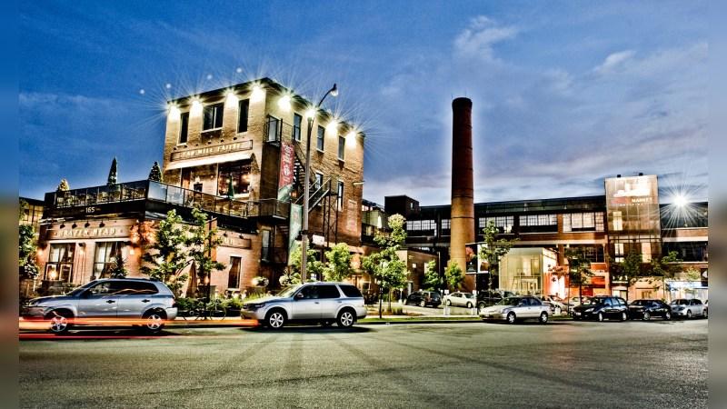 Liberty Market Building - Retail - Lease