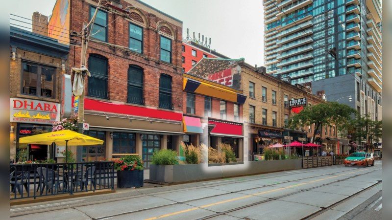 317 King Street West - Retail - Lease