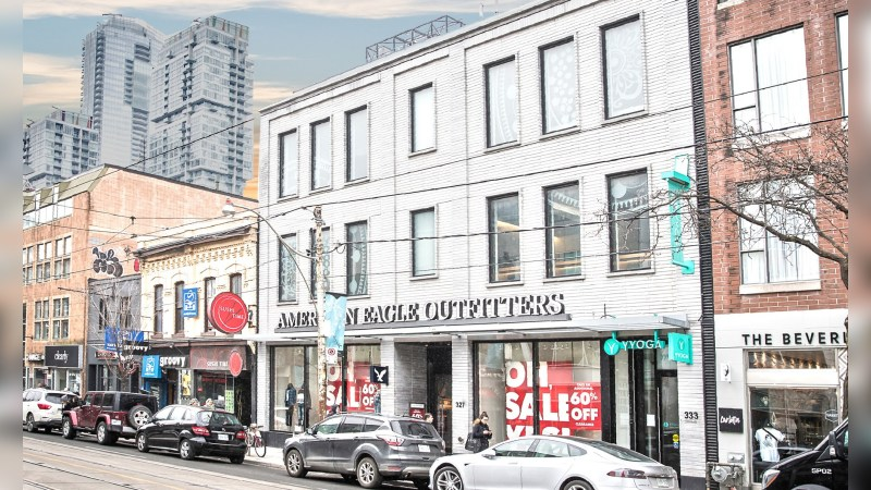 333 Queen Street West - Retail - Lease
