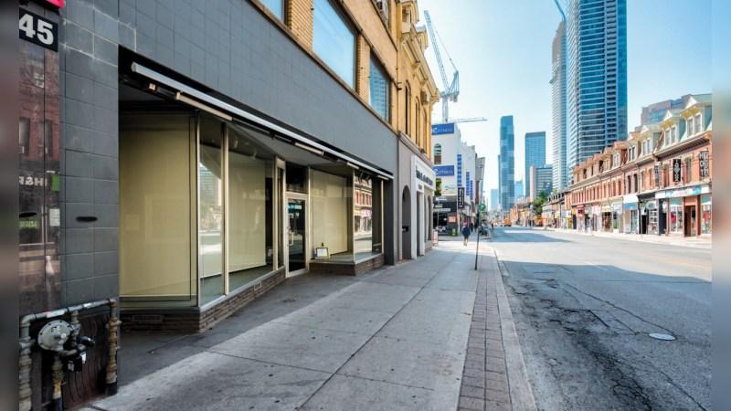 641 Yonge Street - Retail - Lease