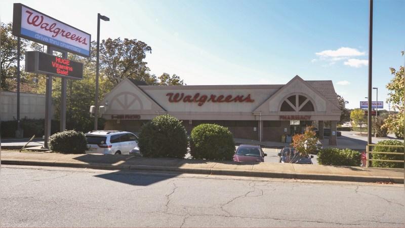 Walgreens 3413 - W 12TH ST - Little Rock, AR - Retail - Lease