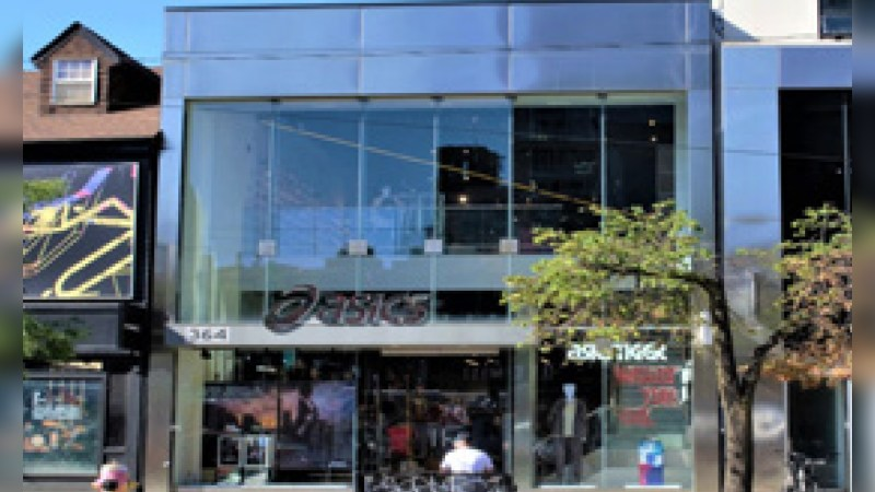 364 Queen Street West - Retail - Sale
